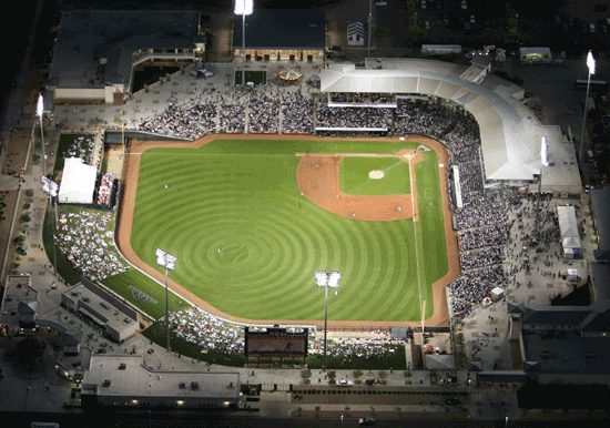 Night-Aerial-of-Stadium