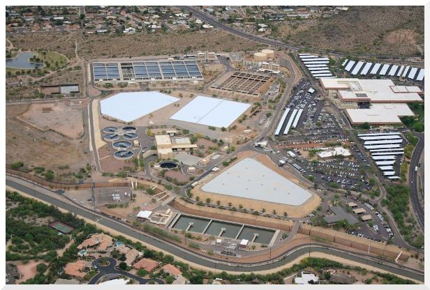 City of Phoenix 24th St. Water Treatment Plant Rehabilitation